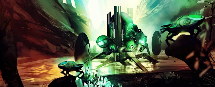 Stardust Colonies: Crystal Seekers